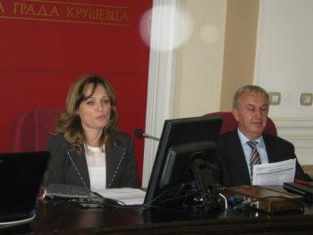 Jasmina Palurović je izabrana za predsednicu lokalnog parlamenta FOTO: S. Milenković