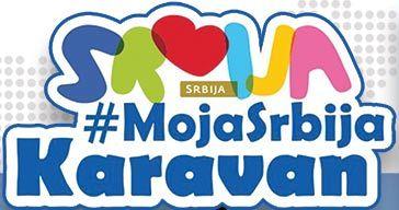 """Karavan """"Moja Srbija"""" u Kruševcu"""