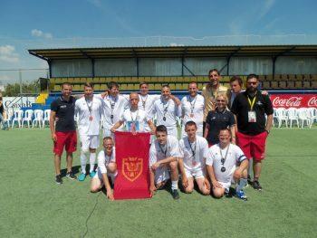 Fudbaleri iz Kruševca osvojili su prvo mesto u Španiji