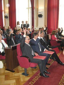 Koalicija SNS-SPS-JS će imati apsolutnu većinu u naredne četiri godine FOTO: S. Milenković