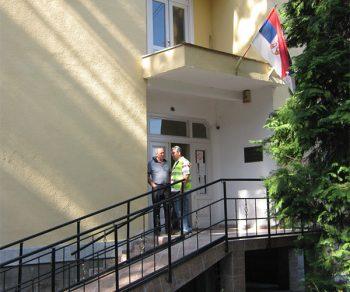 Centar za socijalni rad u Kruševcu FOTO: S. Milenković