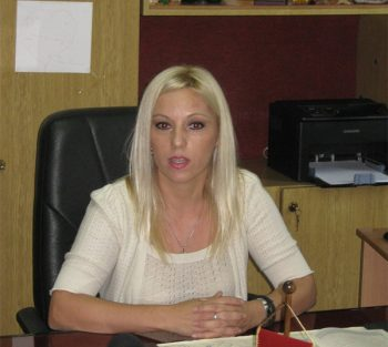 Slađana Čabrić, direktorka Centra za socijalni rad Kruševac FOTO: S. Milenković