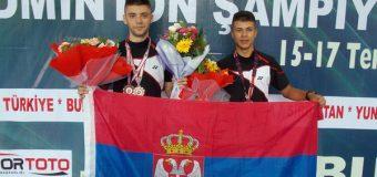 Luka Milić osvojio srebrnu i dve bronzane medalje u Turskoj