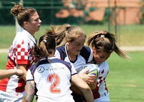Tri Kruševljanke nastupaju za ragbi reprezentaciju Srbije