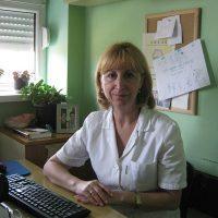 Blagica Radonjić, socijalna radnica na odeljenju psihijatrije Opšte bolnice Kruševac FOTO: CINK - S.Milenković