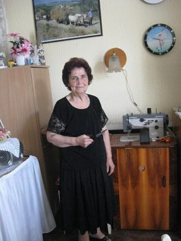 Vera Stojanović u Gerontološkom centru živi od 2000. godine FOTO: S. Tomić