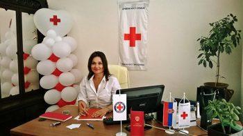Emina Todorović, sekretar Crvenog krsta Kruševac