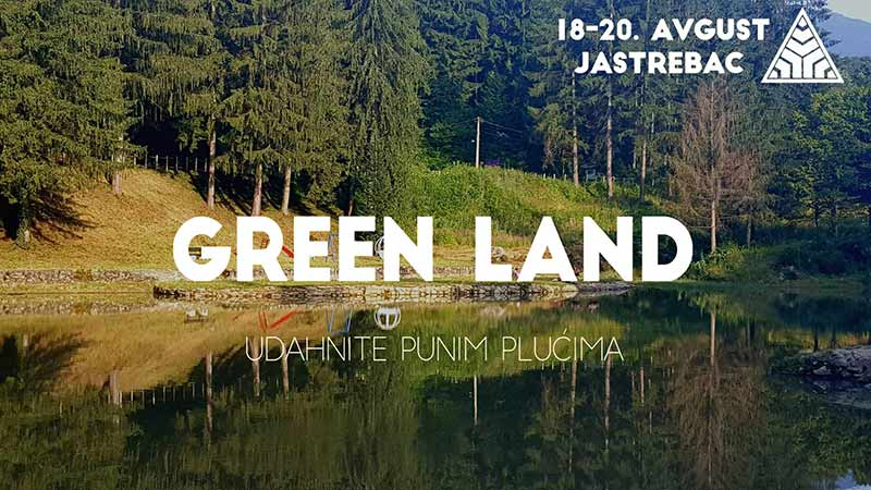 Green Land Fest na Jastrepcu