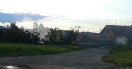 Krusevac01 dim koji se siri iz przionice foto s. milenkovic