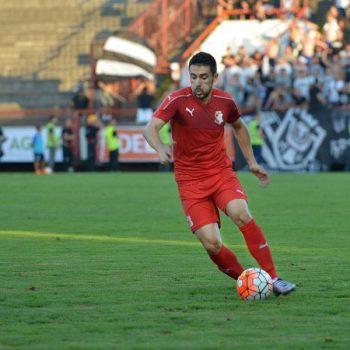 Evro gol Josipa Projića doneo je pobedu Napretku nad Partizanom.