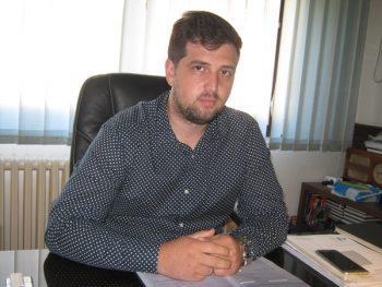 """Vladan Gašić, predsednik FK """"Trajal"""" FOTO: S. Milenković"""