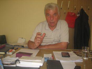 Miloje Bogićević, predsednik Udruženja penzionera u Kruševcu FOTO: S. Babović