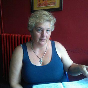 Suzana Tijanić radi kao negovateljica od 2011. godine FOTO: S. Milenković