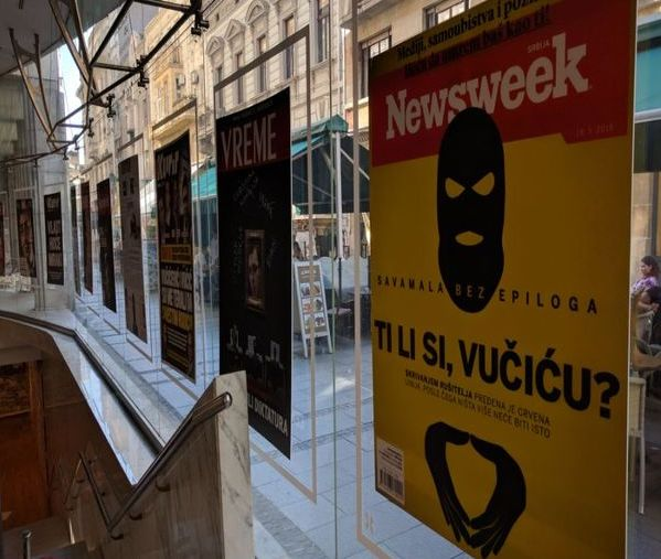"""""""Necenzurisane laži"""" u Kruševcu"""