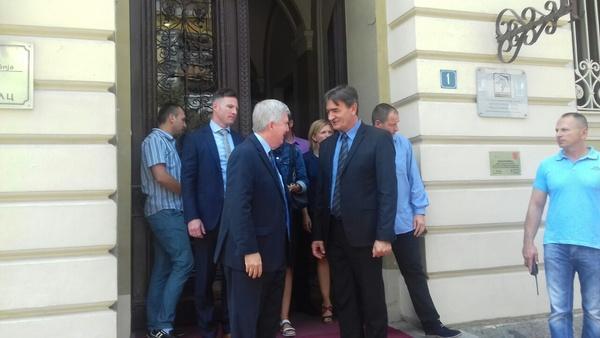 Američki ambasador Kajl Skat posetio Kruševac