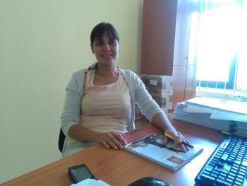 Zorana Pavlović iz Odeljenja za društvene delatnosti Grada Kruševca FOTO: S. Milenković