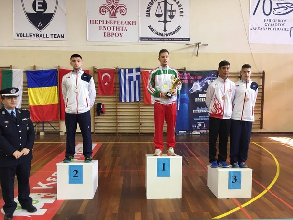 Dve srebrne medalje za Kruševljane na juniorskoj Balkanijadi u badmintonu