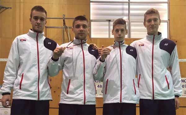 Luka Milić osvojio bronzu u Sloveniji