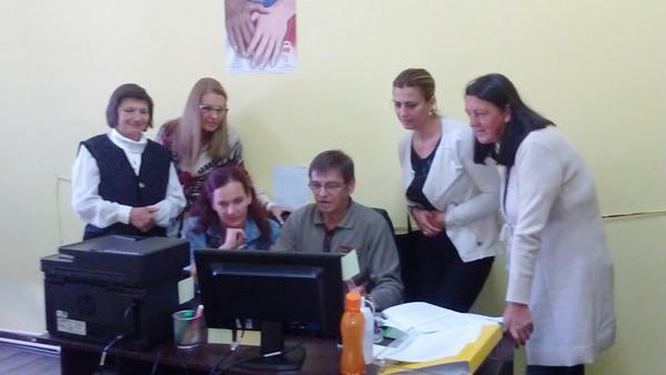 Počelo pružanje pomoći u kući starim osobama u Opštini Varvarin