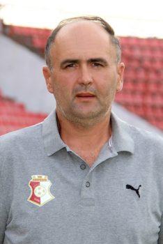 Dragan Ivanović, šef stručnog štaba FK Napredak