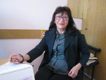Snežana Živković, sociološkinja u Centru za socijalni rad Kruševac FOTO: CINK-S.Milenković