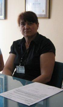 Nada Trošić, psiholog u trsteničkom Centru za socijalni rad FOTO: CINK - S.Milenković