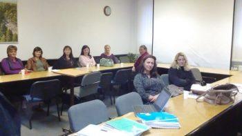 Polaznice obuke za gerontodomaćice u Varvarinu