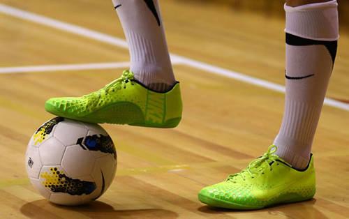 Trans Tasman Cup – Futsal Whites v Futsal Roos, 22 September 2012
