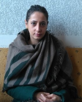 "Jasmina Todorović, sociološkinja i aktivistkinja ""Romani cikne"" FOTO: CINK - S.Milenković"