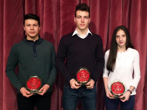 Proglašeni najbolji sportisti Kruševca u 2016. godini