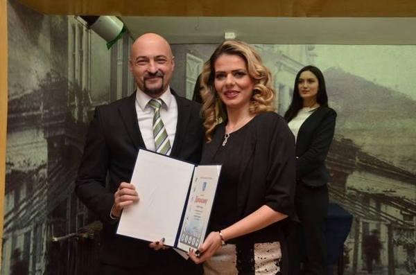 Nada Sarić najbolji sportista Trstenika u 2016. godini