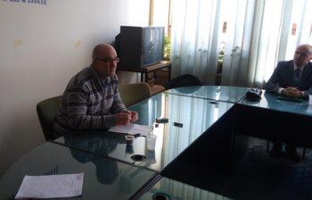 Slaviša Milenković, predsednik Centra za istraživačko novinarstvo Kruševac FOTO: CINK