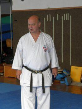 Dušan Dačić, predsednik Karate unije Srbije