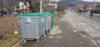 Kupljeno 40 limenih i 100 žičanih kontejnera