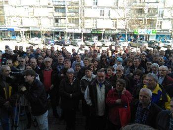"""Bivši radnici """"Župe"""" potražuju 3,5 miliona evra od države FOTO: CINK - S.Milenković"""