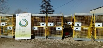Nabavljeno sto kontejnera za seosko područje