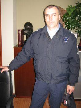 Saša Jovanović, nadzornik u VP Domu FOTO: S.Milenković