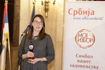 Ivana Mladenovic, marketing direktorka kompanije Henkel Srbija