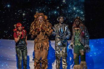 "Nova dečja predstava Kruševačkog pozorišta ""Čarobnjak iz Oza"" FOTO: Kruševačko pozorište"