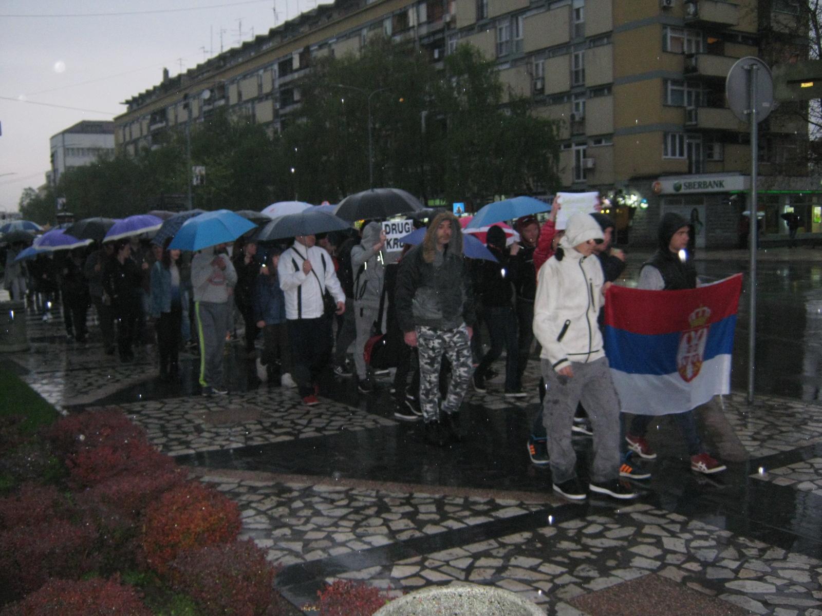 protesti u krusevcu foto s.milenkovic