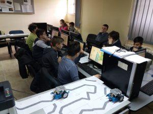 Takmičenje u programiranju robota