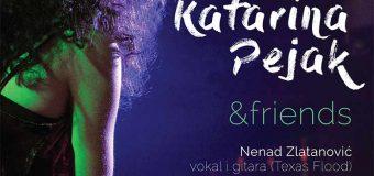 Katarina Pejak & Friends u Pozorištu
