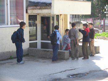 "Osnovnu školu ""Vuk Karadžić"" danas pohađa skoro 300 šaka manje nego pre deset godina FOTO: CINK - Kruševac"