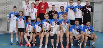 """Dominacija """"Zmajeva"""" na Prvenstvu Srbije u badmintonu: Tri zlata za Luku Milića!"""