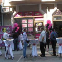 """Poslovnica agencije """"Fly Fly Travel"""" nalazi se u Čolak Antinoj ulici FOTO: CINK"""