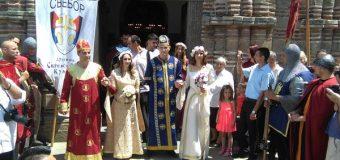 Srednjevekovno venčanje u Lazarevom gradu