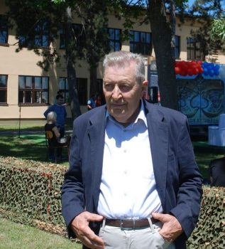 Žarko Antić, bivši upravnik VP Doma FOTO: CINK - S.Milenković