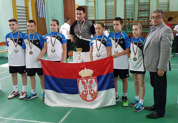 badminton U13