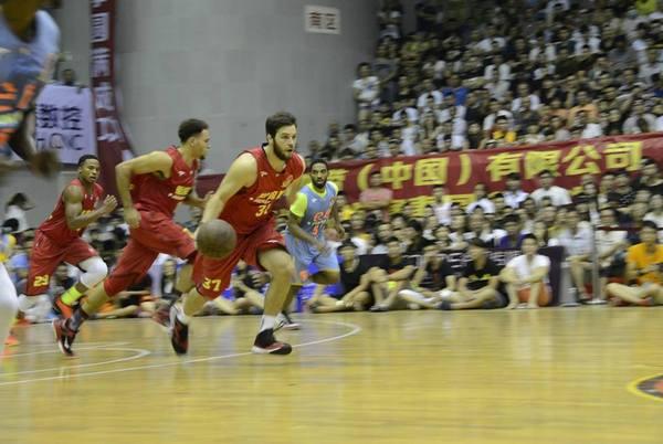 Kruševljanin predstavio srpsku školu košarke u Kini