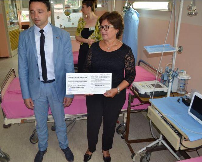 donacija decjem odeljenju foto s.milenkovic